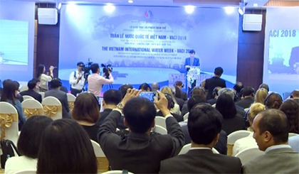 Vietnam International Water Week kicks off