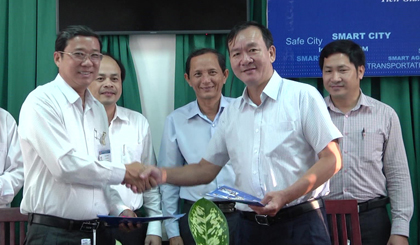 Tien Giang Department of Home Affairs accelerates the application of information technology