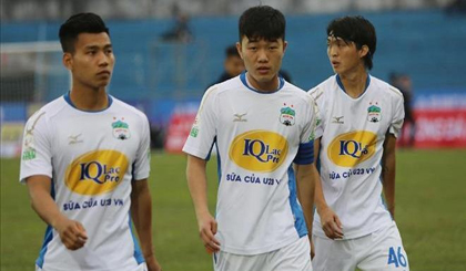 Park Hang-seo calls up 13 Vietnam U23s to national team