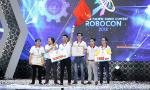Lac Hong University's LH-ATM win Vietnam robot contest