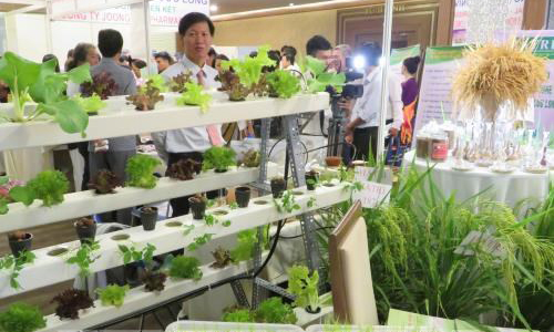 Mekong forum highlights technology application in agro-aquacuure