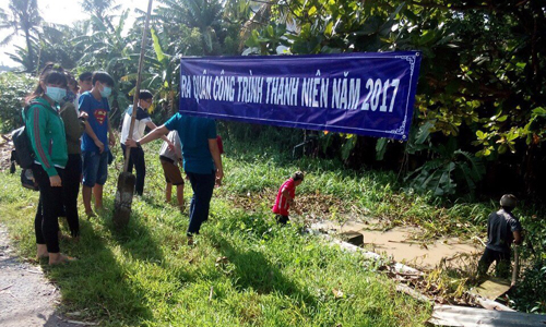 Tien Giang to organize the Action Month for Environment