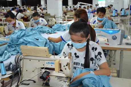 Nhiều doanh nghiệp mới ra đời và đi vào hoạt động trên địa bàn Tiền Giang.