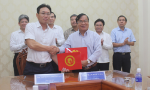 The Soai Rap Petroleum Service Industrial Zone handed over to the Tien Giang province