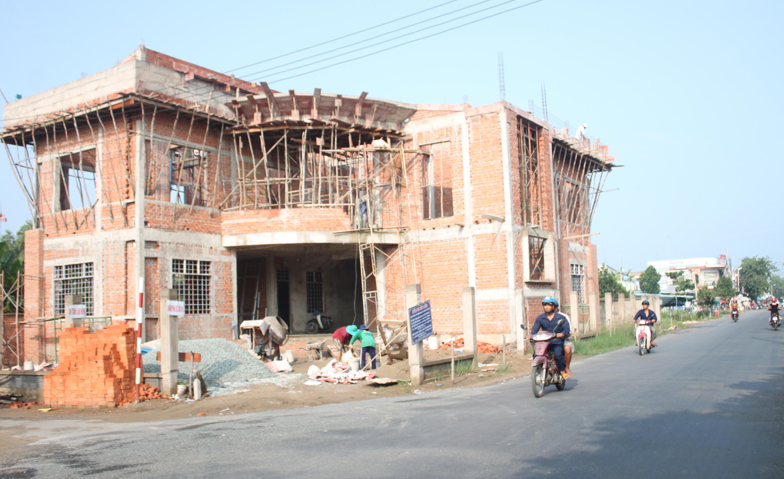 Cơ cấu giá trị sản xuất của huyện Tân Phước có sự chuyển dịch tích cực