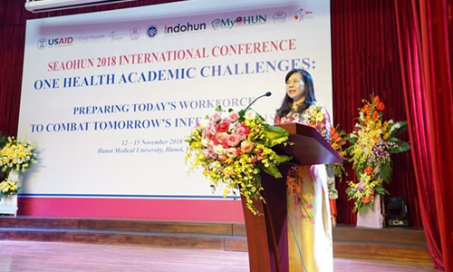 Experts discuss ways to combat infectious diseases