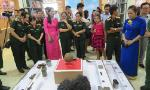 Exhibition on victory of southwest defence war opens in Can Tho