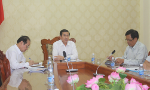 To quickly complete the preparation for the Festival, Chairman of the PPC urged