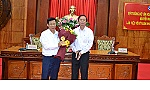 Minister of Culture, Sports and Tourism works with Tien Giang province