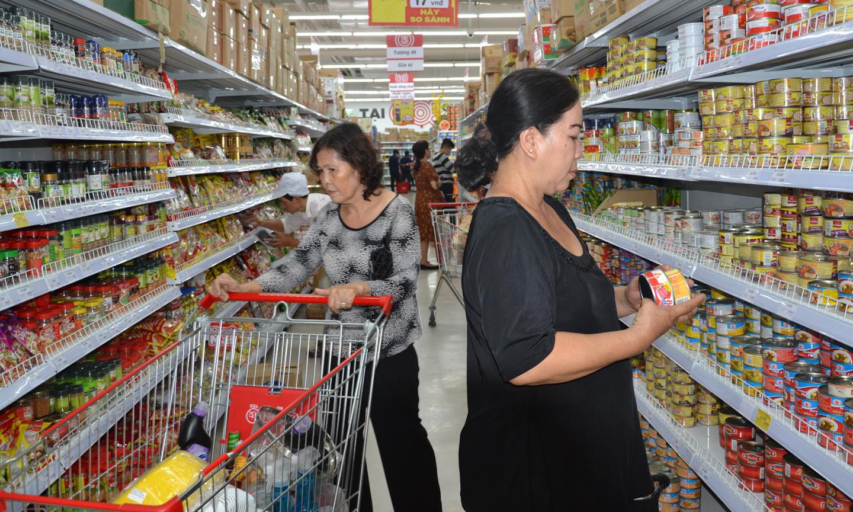 Lượng hàng hóa hiện đang dồi dào, sẵn sàng cung ứng cho thị trường tết.