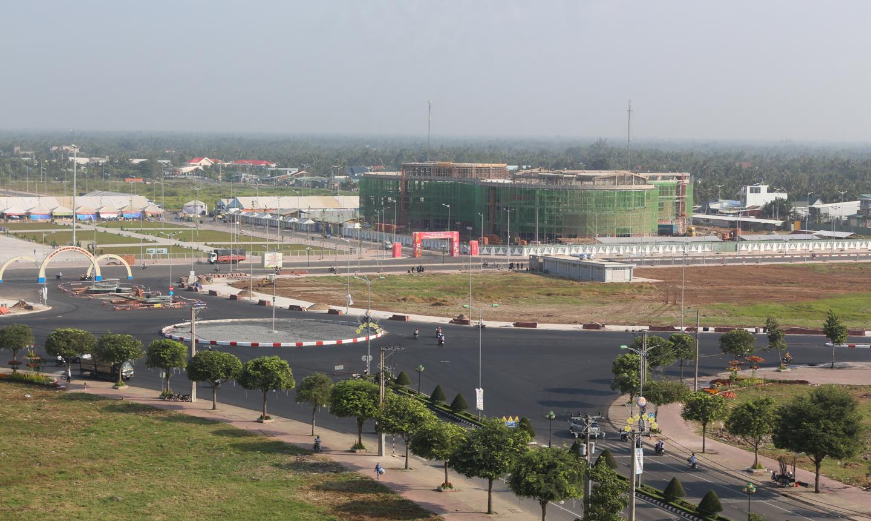 Quảng trường Trung tâm tỉnh là 1 trong 6 điểm được UBND tỉnh cho phép bắn pháo hoa Đêm Giao thừa.