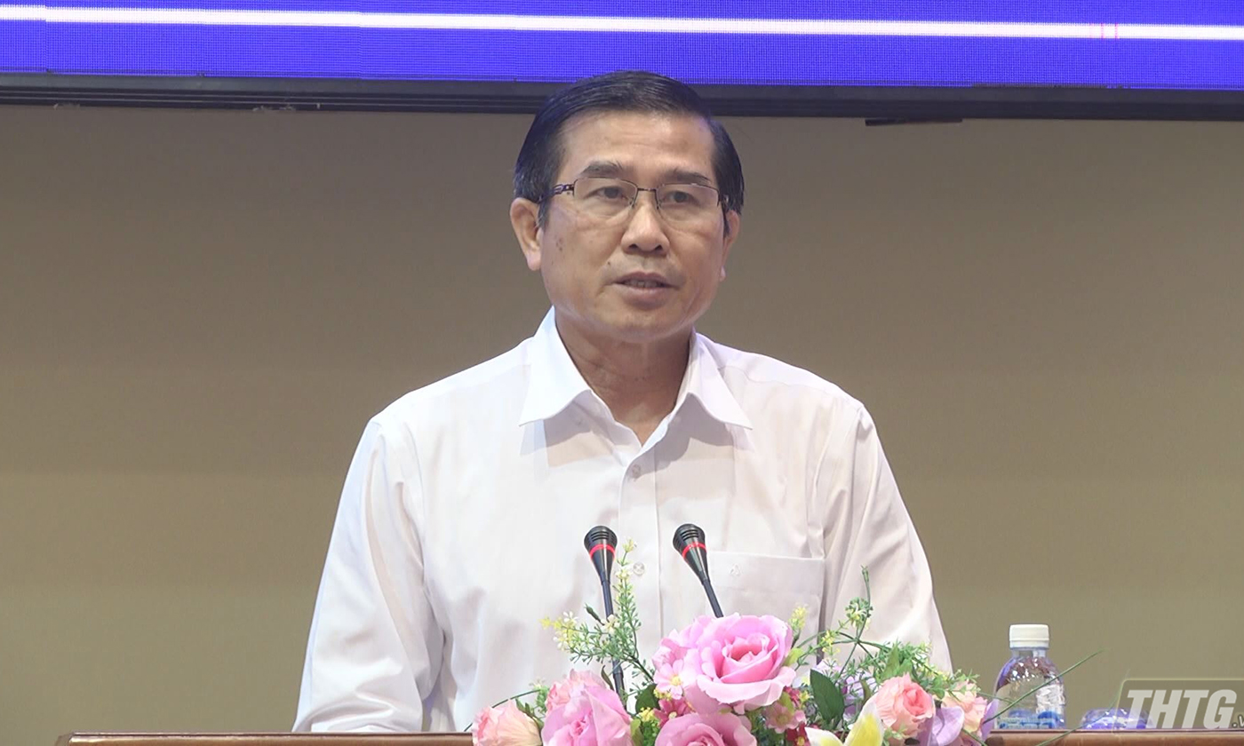 Tien Giang province assesses the situation of the lunar New Year 2019 organization