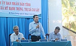 There is a solution soon to meet people's water needs, urged Chairman of the PPC