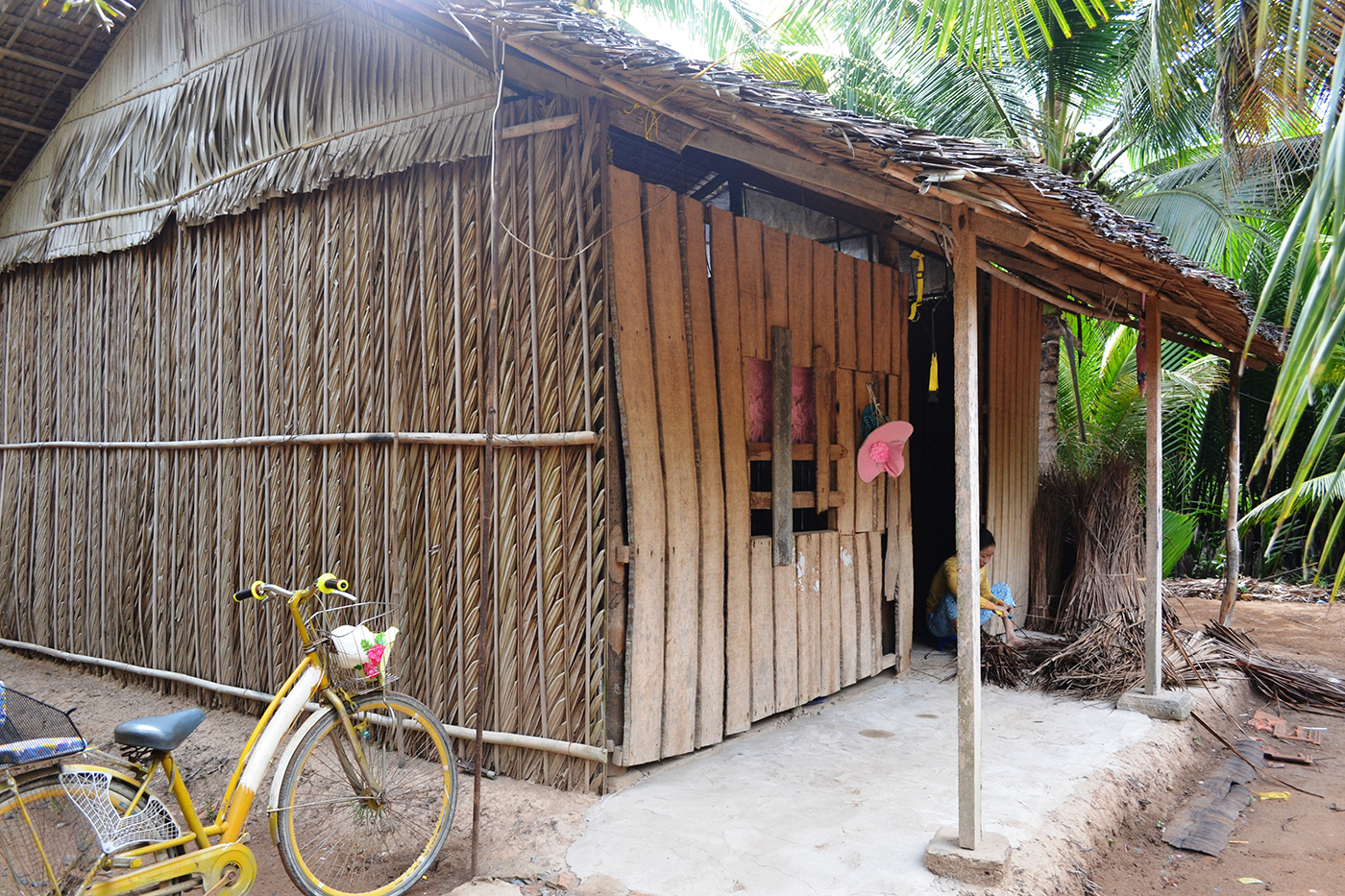 Cần lắm những bàn tay nhân ái giúp gia đình chi Diệu xây lại căn nhà tươm tất hơn