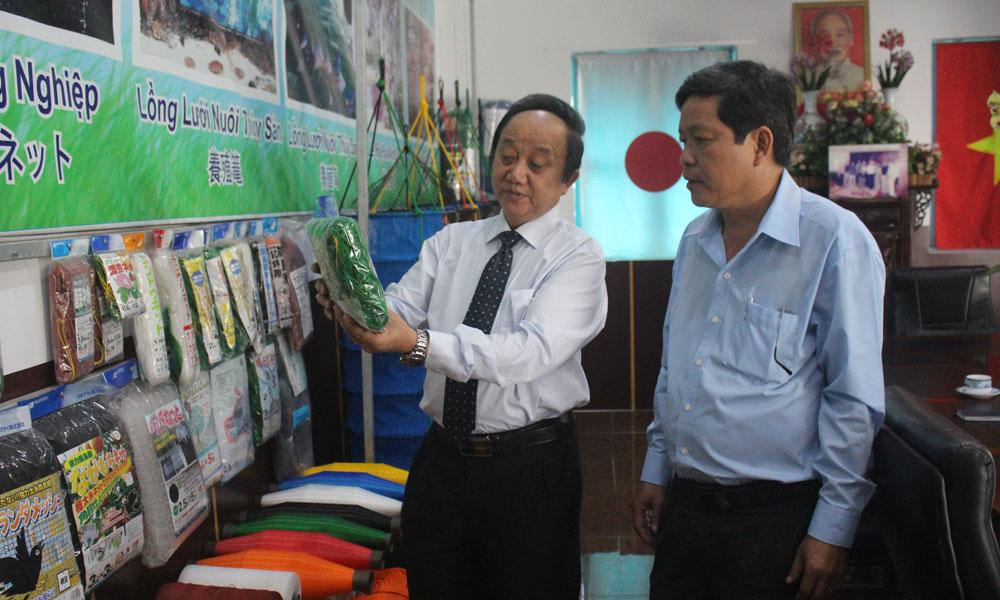 Công ty TNHH SX-TM Phú Đạt được tặng Giải Vàng Chất lượng Quốc gia năm 2018.