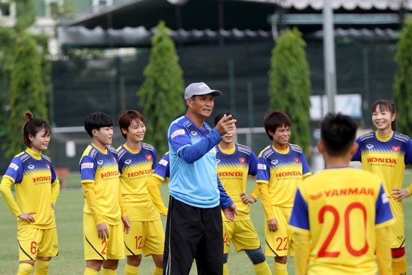 Vietnam finalise squad for 2019 AFF Women's Championship