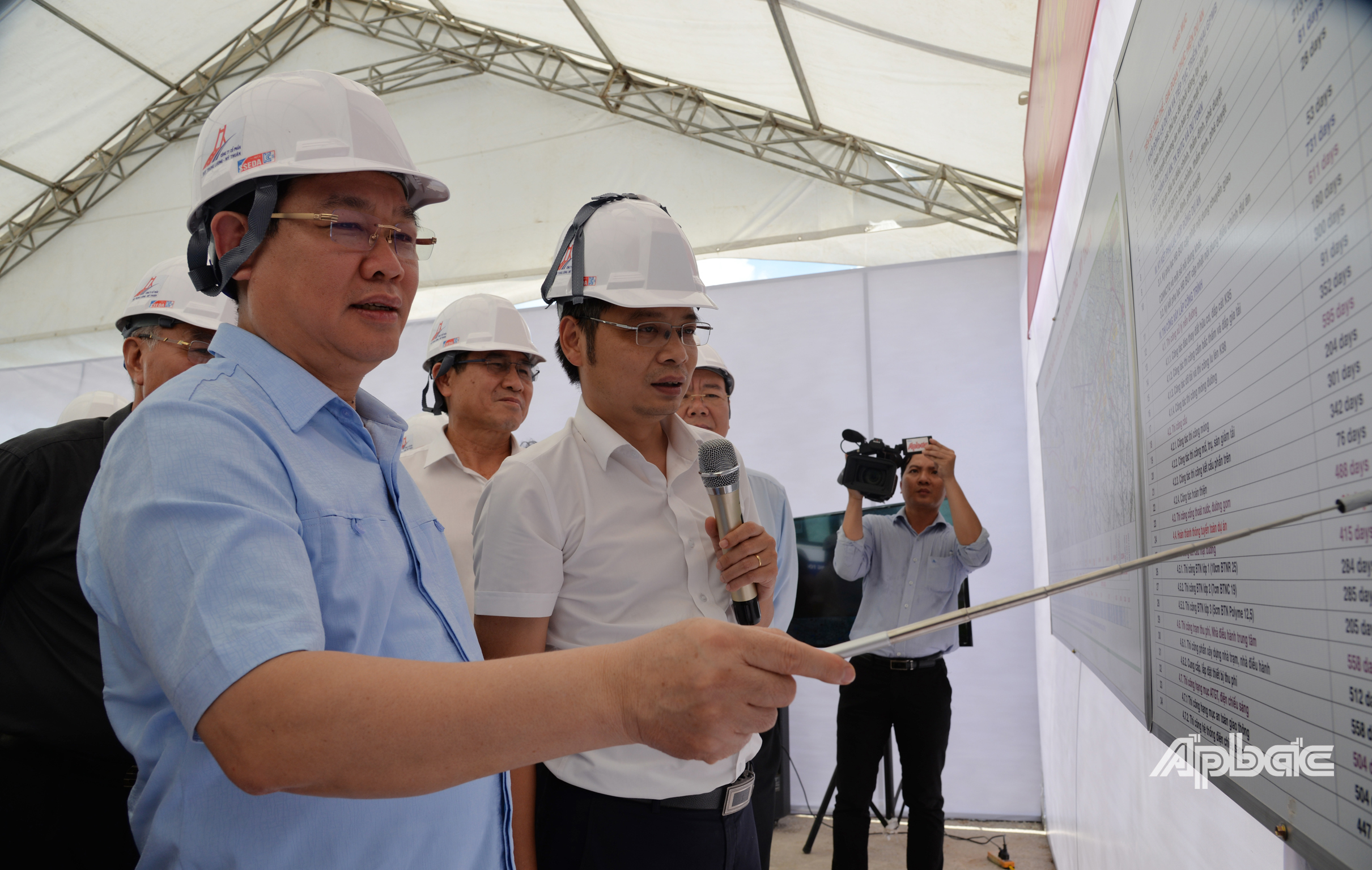 The Government commits sufficient capital to the Trung Luong-My Thuan Expressway Project