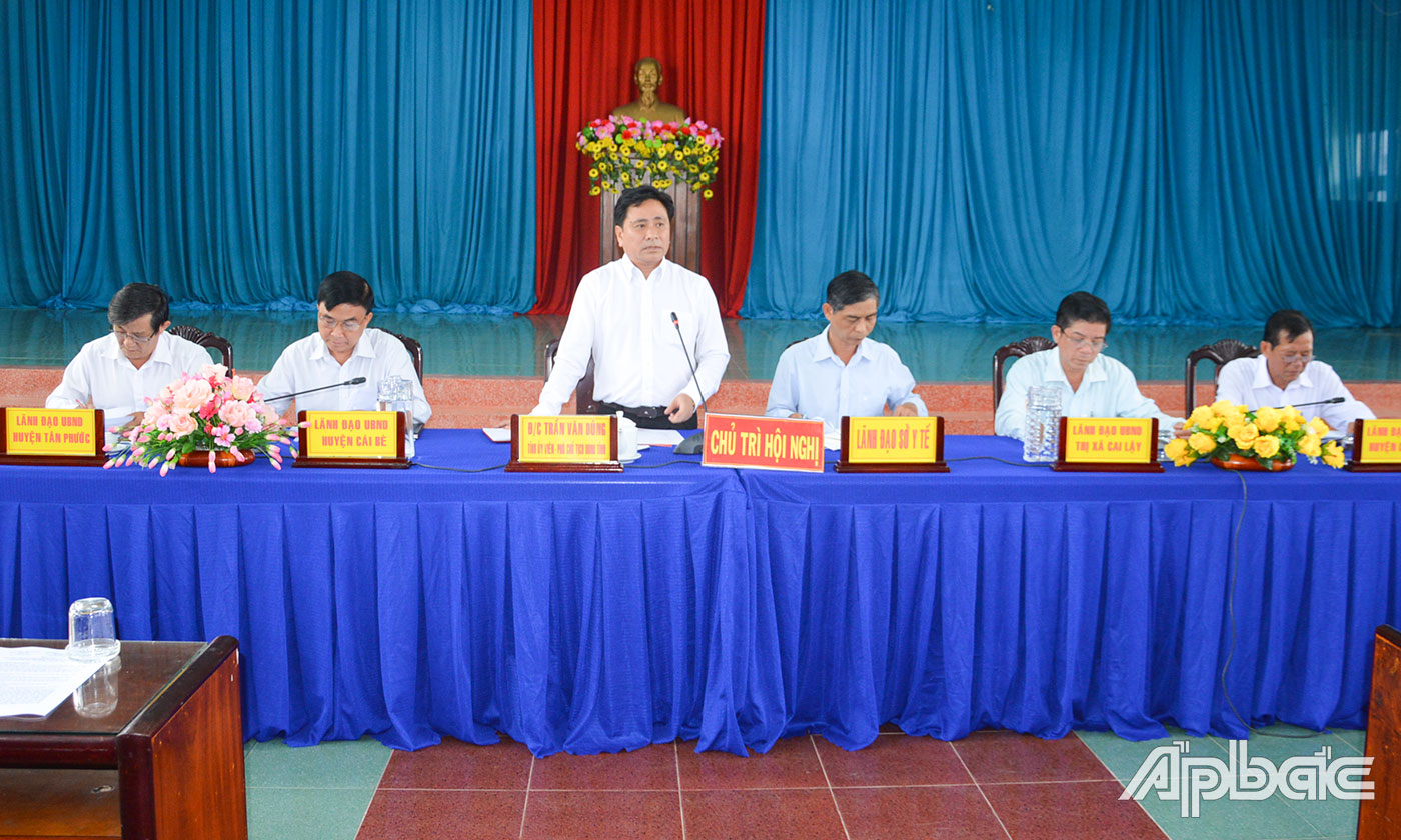 To enhance leadership responsibility in dengue prevention and control, Vice Chairman of the PPC urged