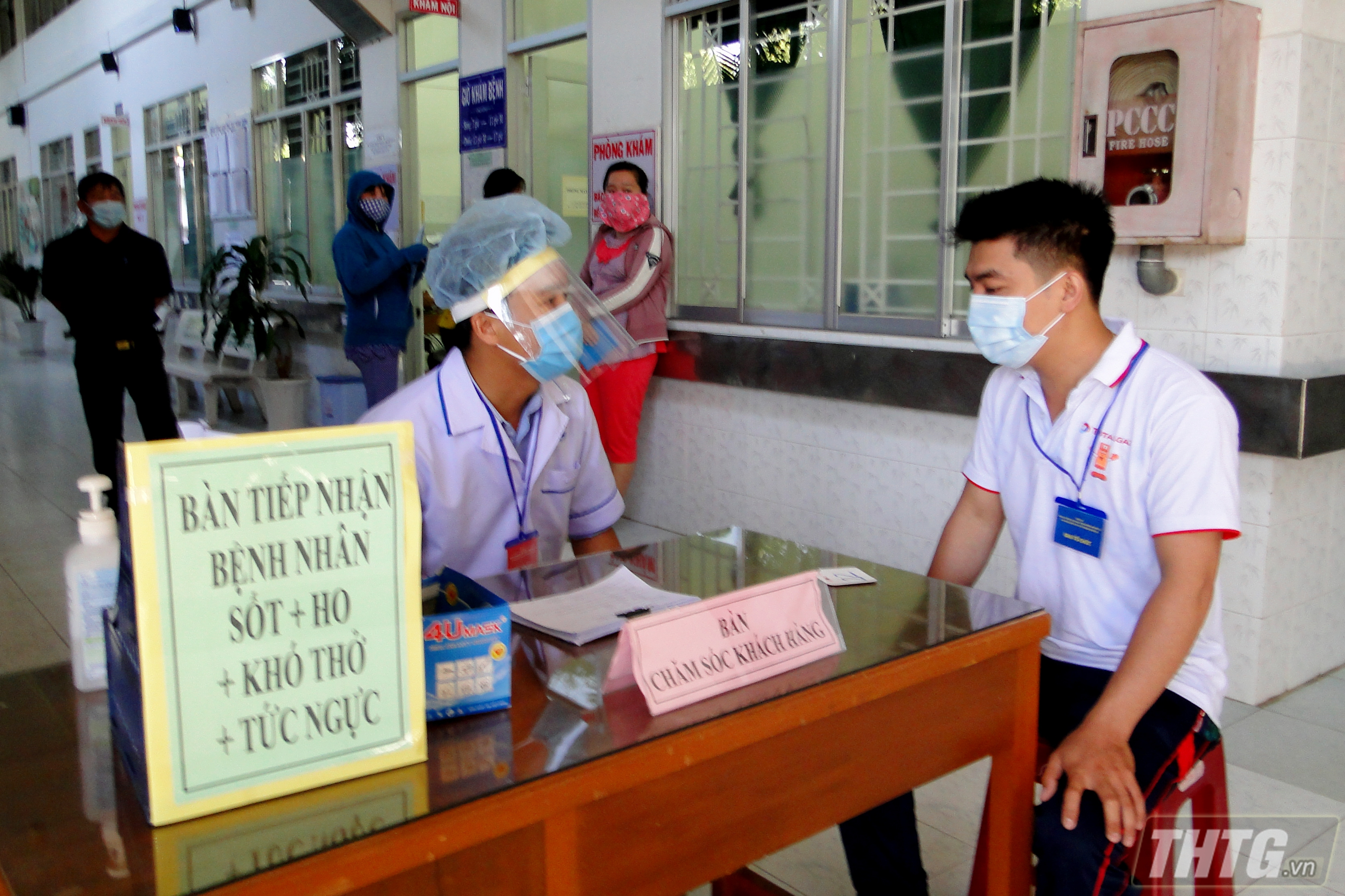 Tien Giang holds Covid-19 epidemic response drill