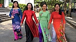 Various activities held nationwide to honour traditional Vietnamese Ao Dai