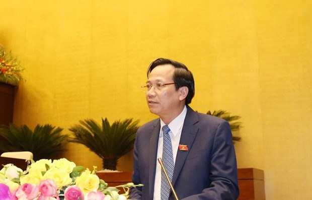 Draft law on Vietnamese guest workers debated at NA