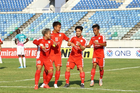 Vietnam may host AFC Cup matches in late September