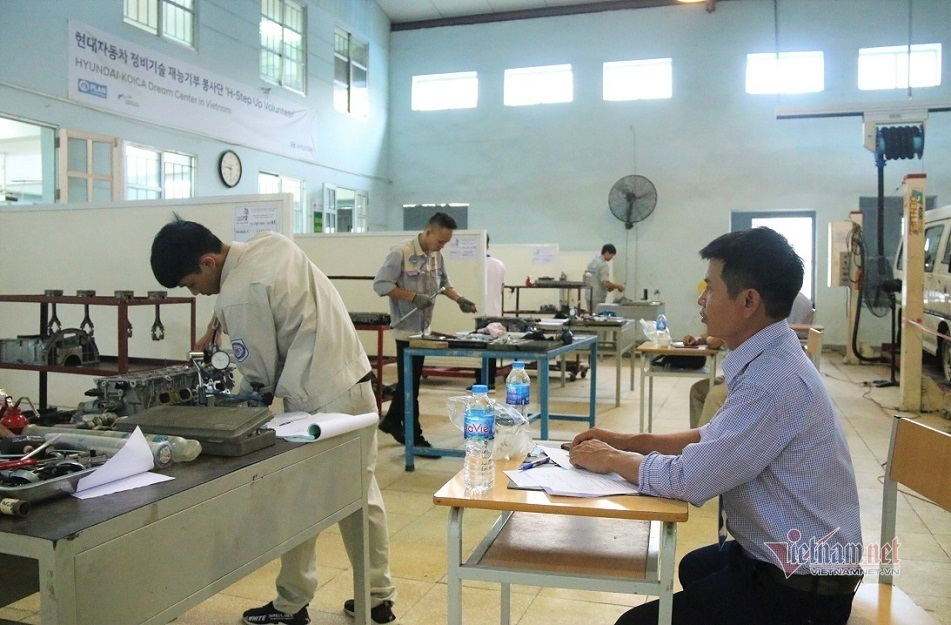 Vietnam's skill contests gradually approach world quality