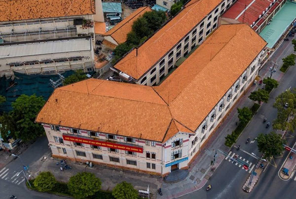 French-era railway headquarters in HCM City needs preservation