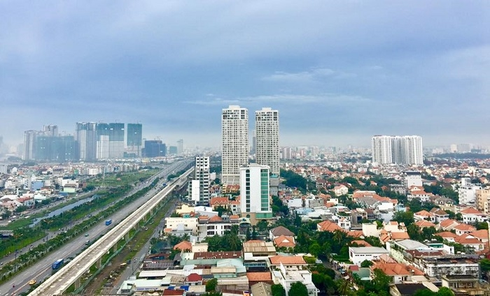 HCM City: State budget revenue from real estate soars in Q1 2021