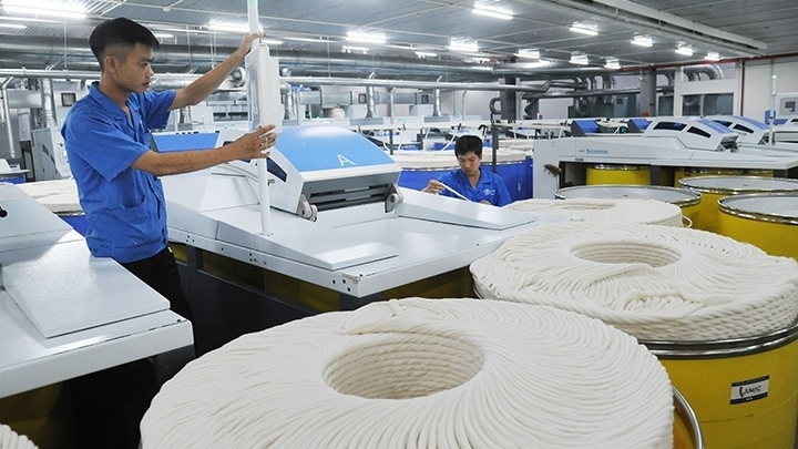 Indian lifts anti-dumping duties from Vietnamese synthetic staple fibres