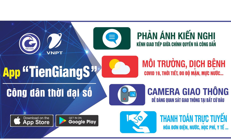Nhiều tính năng nổi bật của TienGiangS.